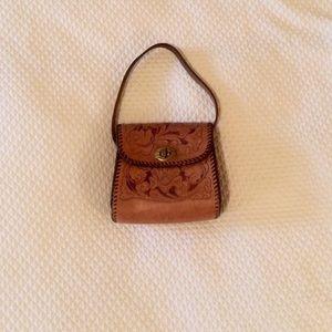 Handbags - Vintage western purse